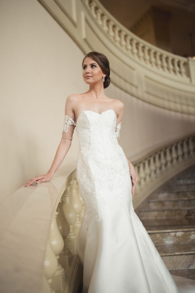 Francis Libiran Bridal\'s Mon Amour Collection -
