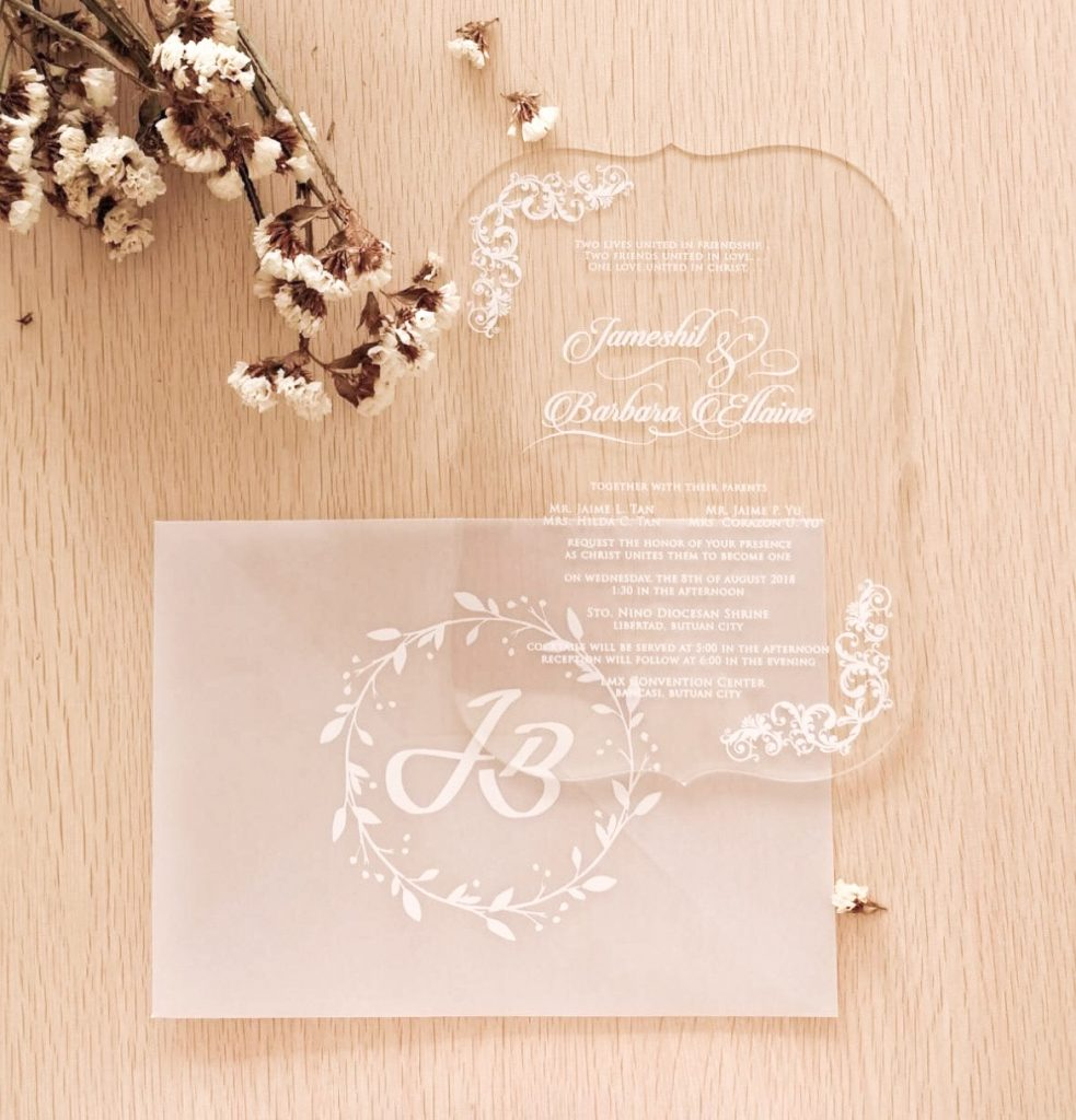 How To Tell Your Love Story Through Your Wedding Invitation