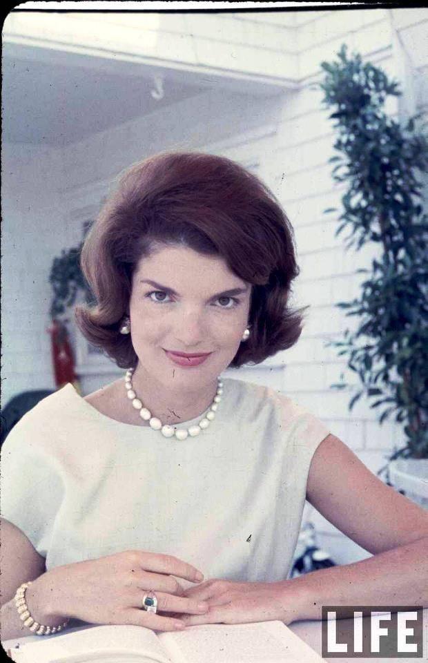 RingTales: Jacqueline Kennedy's Unique Art Deco Engagement