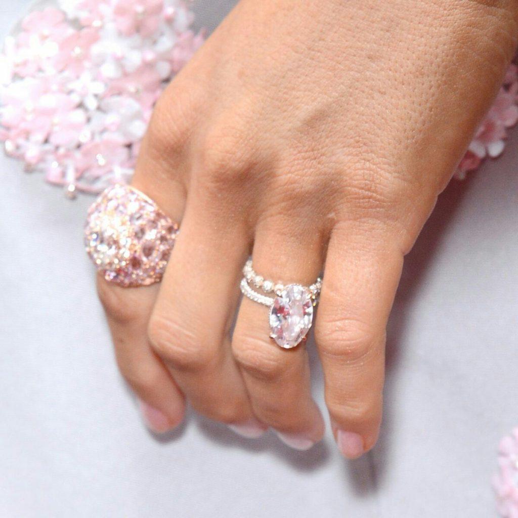 #RingTales: Blake Lively's Trendsetting Pink Diamond